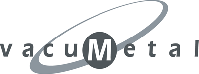Vacumetal Logo Antraciet Small Vacumetal